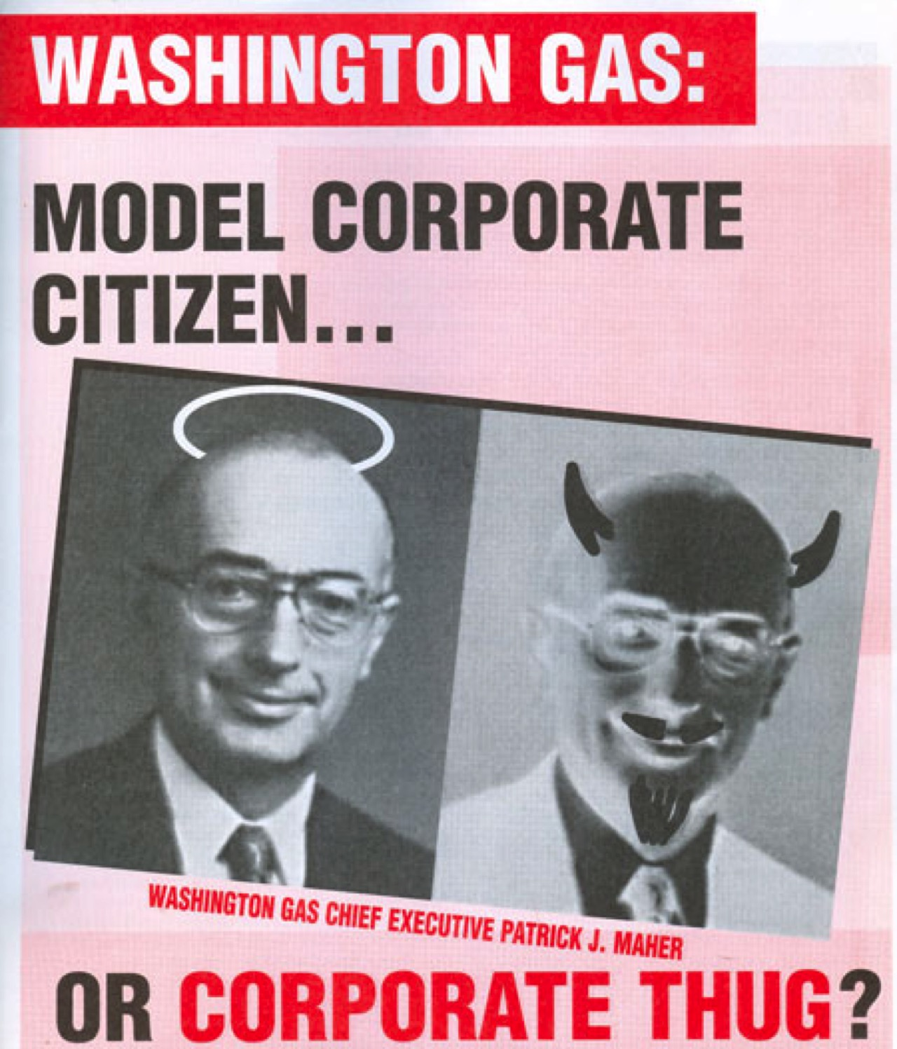 IUGW vs. Washington Gas & Light Co.: 1995-96